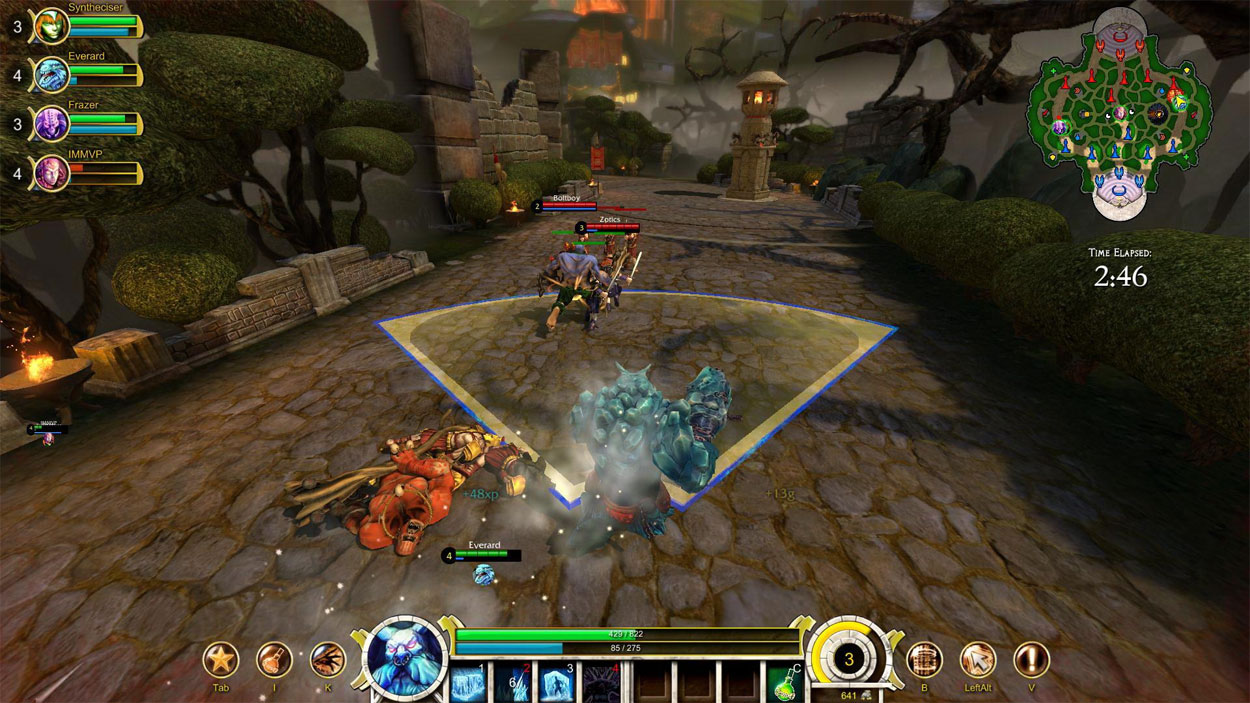 League of Legends Alternatives and Similar Games ...