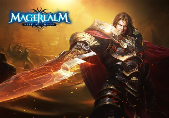 Become a Mighty Hero in Magerealm