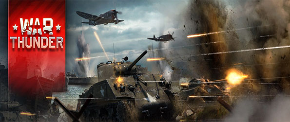 War Thunder - Take to the skies as a pilot in this stunning game.