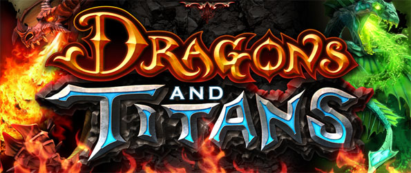 Dragons and Titans - Become a Dragon Rider and take wing to battle your enemies.