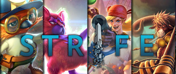 Strife - Enter into a new era of MOBA games with a fun new game.