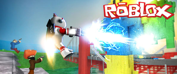 Roblox - Build your own, or find an amazing MMO Game in this stunning Sandbox World.