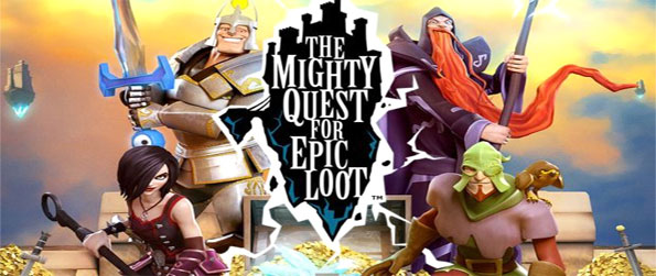 The Mighty Quest for Epic Loot - Enjoy a fast paced action game full of humor and fun as well all seamlessly created in a brilliant game.