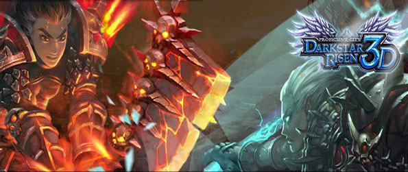 DarkStar Risen - Slay demons and protect your kingdom in a brilliant new Browser 3D MMORPG.