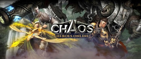 Chaos Heroes Online - Step into a brand new MOBA arena and enjoy stunning gameplay and action.