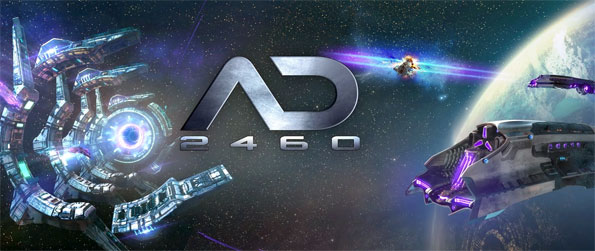 AD 2460 - In a future where mankind is scattered among the stars you are given a world of you own to develop and defend.