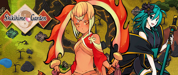 Shikihime Garden - Experience an epic MMO that brings a new twist onto the traditional CCG formula.