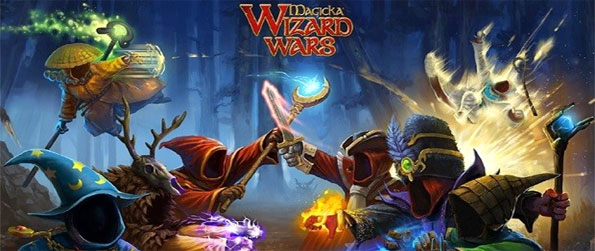 Wizard Wars - Enjoy high intensity combat in this epic and immersive experience.