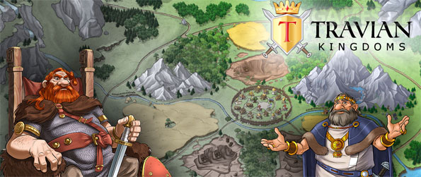 Travian: Kingdoms - Become a Duke or King as you Create your Own Empire through the Flames of war.