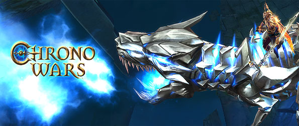 Chrono Wars - Travel through time slaying demons in a stunning new MMORPG.