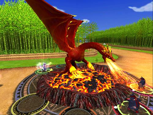 Wizard 101 - MMO Anlage