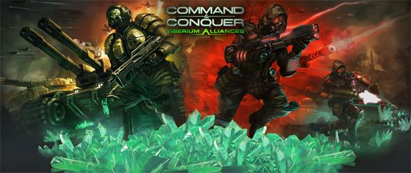 Command & Conquer Tiberium Alliances - Choose the GDI or Nod in this free browser MMO set in the world of Command and Conquer Tiberium Wars.