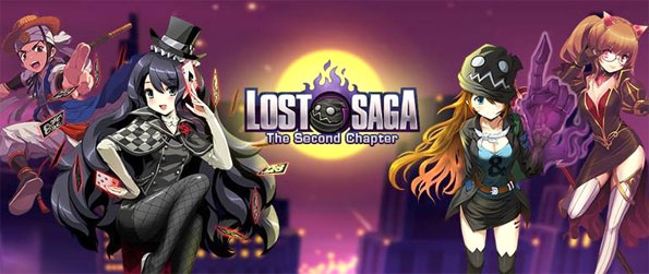 Lost Saga - Fight other players from around the world in fast-paced fights with only the best coming out on top.