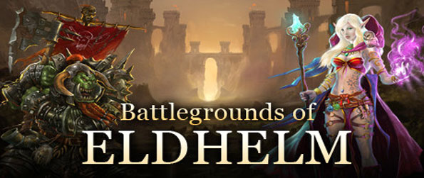 Battlegrounds of Eldhelm - Play the ultimate card game with your friends and family.