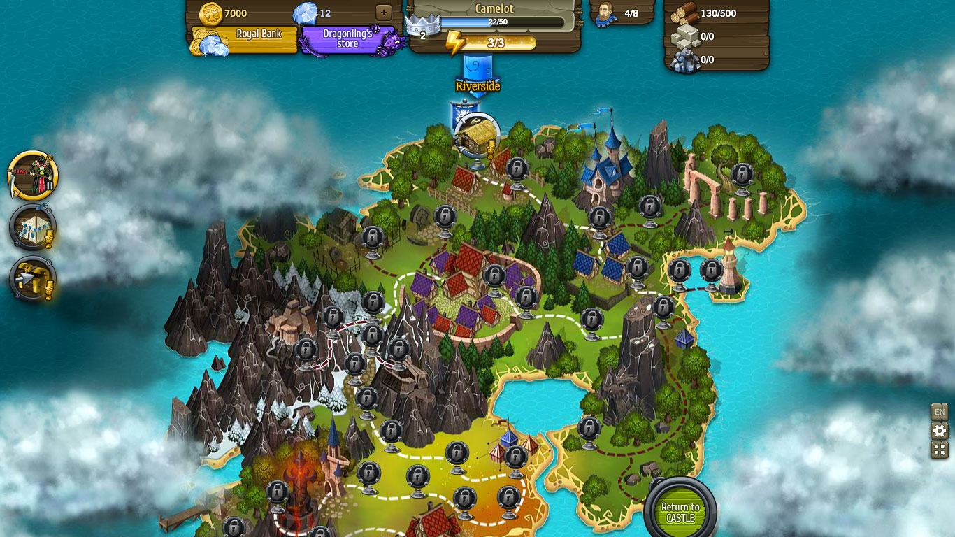 knights clash of heroes mmo square. Black Bedroom Furniture Sets. Home Design Ideas