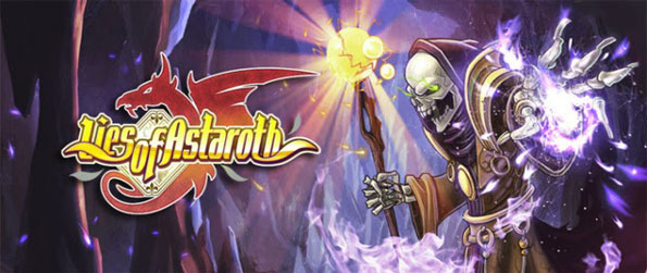Lies of Astaroth - Play this sensational game that provides the best of both MMORPG and card game genres.