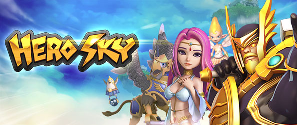 Hero Sky - Crush your enemies in this phenomenal strategy game that offers countless hours of enjoyment to all.