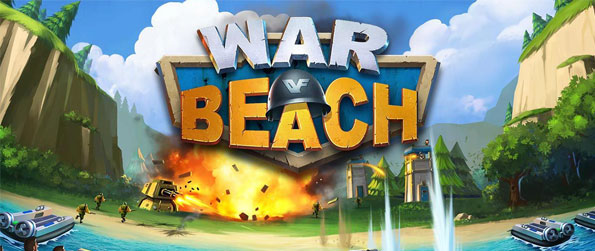 War of Beach - Rule your own Island-State and build it from ground up in this wonderful MMORTS title.