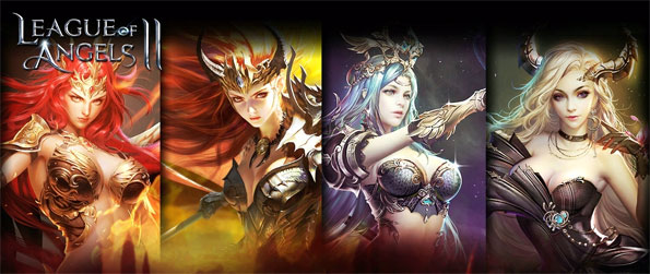 League of Angels 2 - Play this epic MMORPG in which the future of the world rests in your hands.