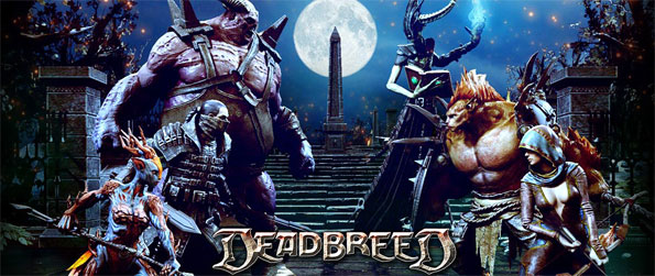 Deadbreed - Play this highly immersive and refreshing MOBA game that you won't be able to let go of.