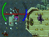 Exploring the underwater world in Tibia