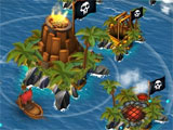 Monkey Bay hiring pirates